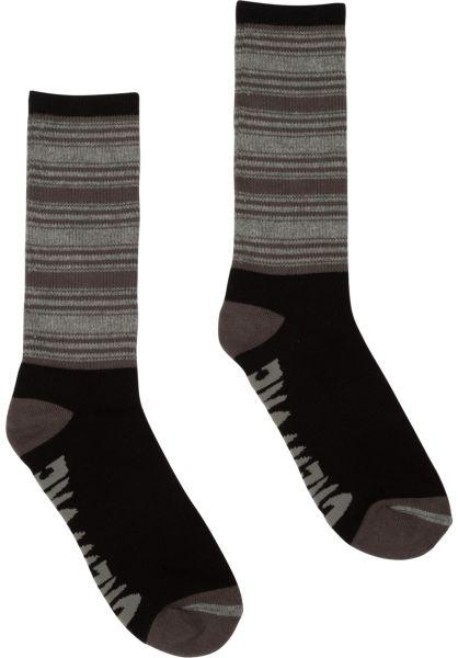Creature Socken Transition black-grey vorderansicht 0632121