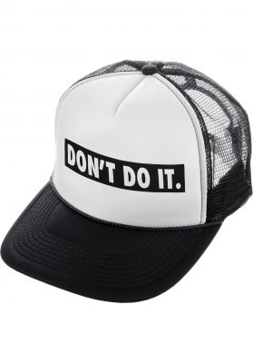 Consolidated Mesh Cap Don´t Do It