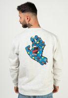 santa-cruz-sweatshirts-und-pullover-jackpot-hand-athleticheather-vorderansicht-0423034