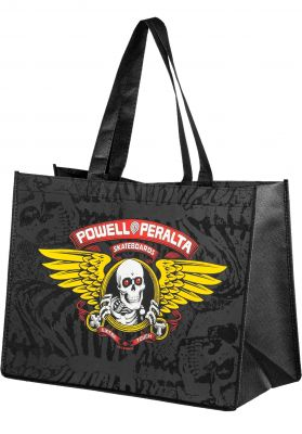 "Powell-Peralta Winged Ripper Shopping Bag 12"" x 16"""