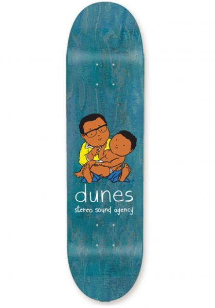 Stereo Skateboard Decks Dune Pastras natural Vorderansicht