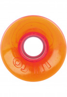 OJ Wheels Rollen Hot Juice 78A red-transparent Vorderansicht