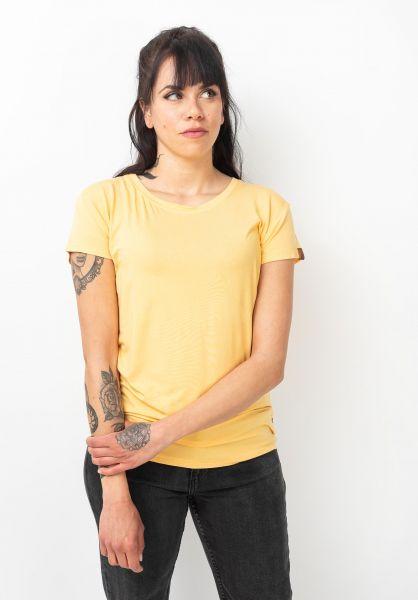alife and kickin T-Shirts Mimmy amber 120 vorderansicht 0320759