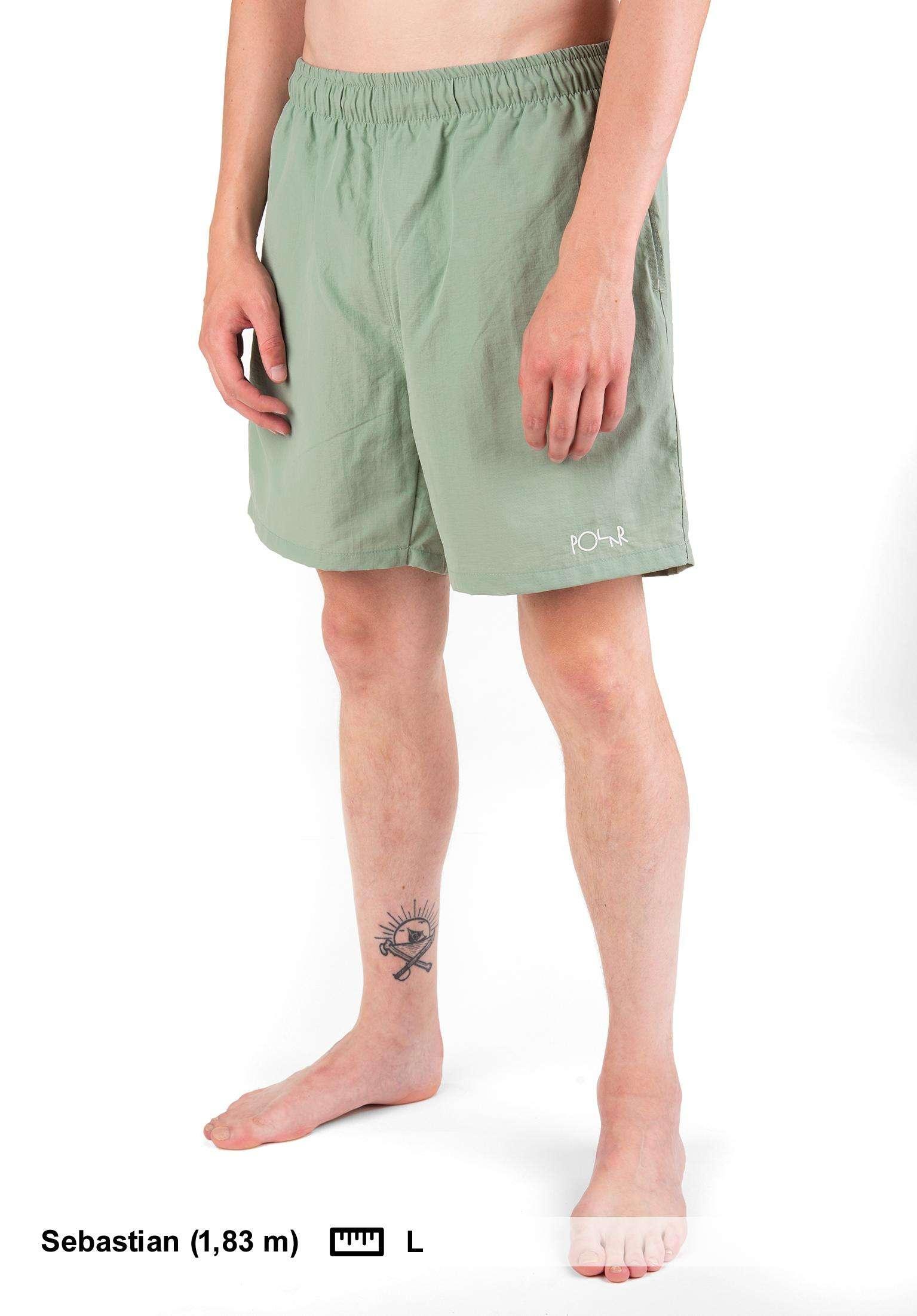 f6407c2872d1d Swim Shorts Polar Skate Co Beachwear in seafoamgreen for Men | Titus