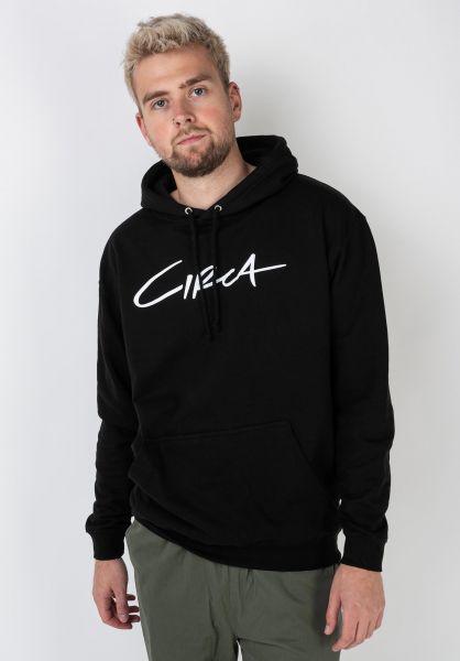 C1RCA Hoodies Select black vorderansicht 0443450