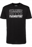 GUDE-T-Shirts-Straight-Outta-Frankfurt-black-Vorderansicht