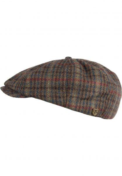 Brixton Hüte Brood moss-navy vorderansicht 0580161