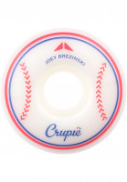 Crupie-Rollen-Brezinski-Baseball-101A-white-Vorderansicht