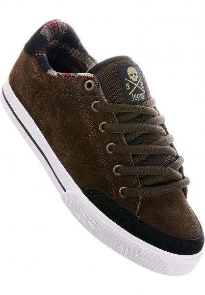 C1RCA Alle Schuhe Lopez 50 slate-black-gum vorderansicht 0603205