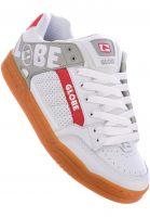 Globe Alle Schuhe Tilt white-gum Vorderansicht