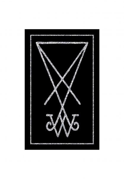 Welcome Verschiedenes Symbol Glitter Foil black - glitter-foil vorderansicht 0170408