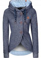 alife-&-kickin Sweatshirts und Pullover Mary denim Vorderansicht