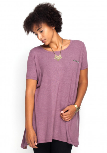 Shisha Kleider Fluddern dry-rose Vorderansicht