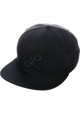 LRG Down with L Snapback
