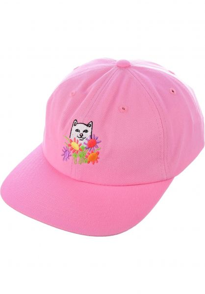 1fcabb25ad Rip N Dip Caps Nermcasso Strapback pink Vorderansicht