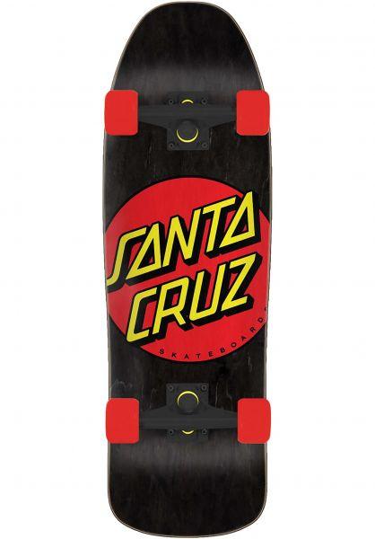 Santa-Cruz Cruiser komplett Classic Dot 80s Cruzer natural vorderansicht 0252720