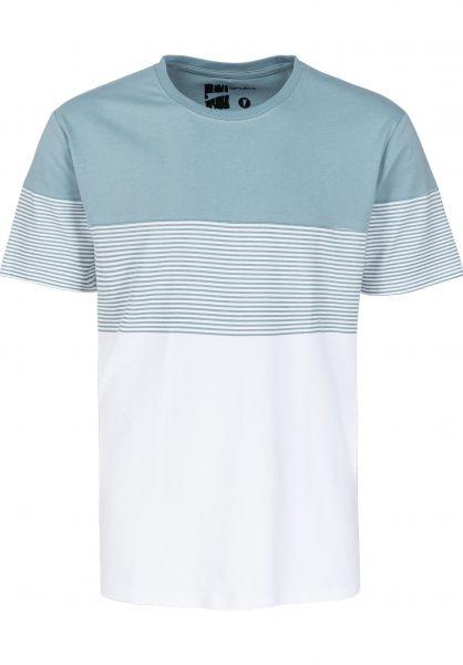 Rules T-Shirts Moppo bluegrey unteransicht 0399963