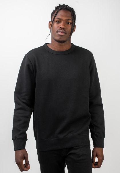 Nike SB Sweatshirts und Pullover SB Icon black-black vorderansicht 0422797