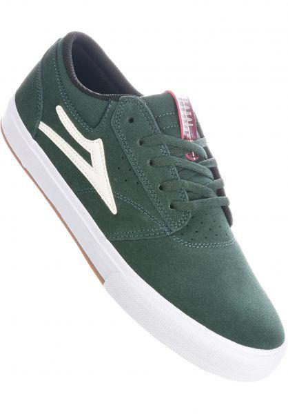 Lakai Footwear Skate Schuhe Shoes Griffin Grey Suede 10,5//44,5