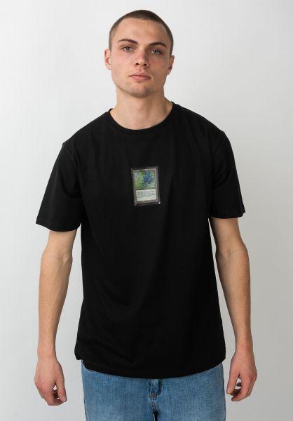 Tealer T-Shirts Black Tealer Kush black vorderansicht 0321193