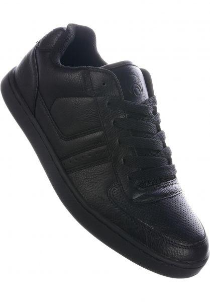 Osiris Alle Schuhe Relic blackout vorderansicht 0602392