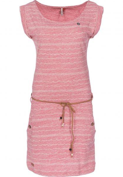 Tag Waves - Kleid für Damen - Pink Ragwear 7foUdYt9