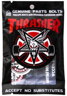 "Independent 1"" Thrasher Phillips"
