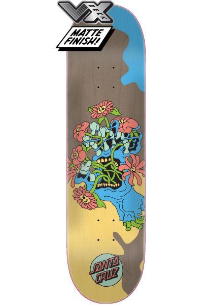 Santa-Cruz Skateboard Decks Baked VX Deck Hand vorderansicht 0262889