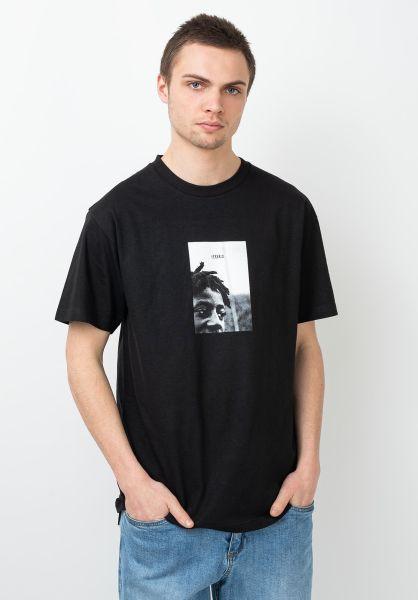 Baker T-Shirts Baker 4 black vorderansicht 0321177