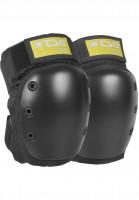 TSG-Knie-und-Schienbeinschoner-All-Ground-II-black-Vorderansicht