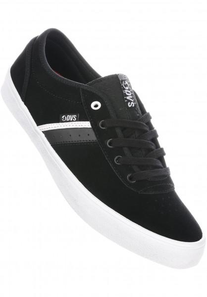 DVS Alle Schuhe Epitaph black-white Vorderansicht