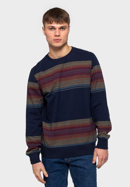 RVLT Sweatshirts und Pullover 2623 navy vorderansicht 0422836