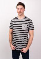 iriedaily-t-shirts-chamisso-stripe-greymelange-vorderansicht-0399722