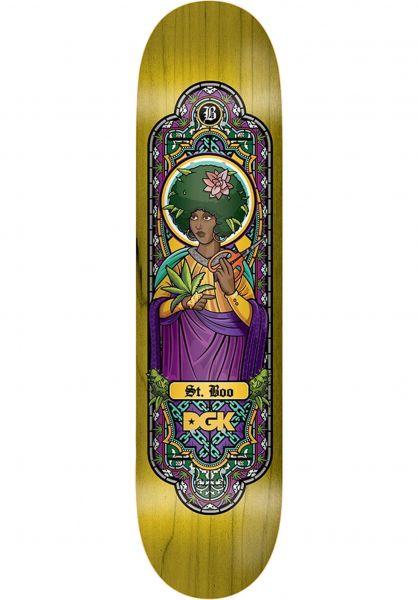 DGK Skateboard Decks Boo Ghetto Disciples multicolored vorderansicht 0266975