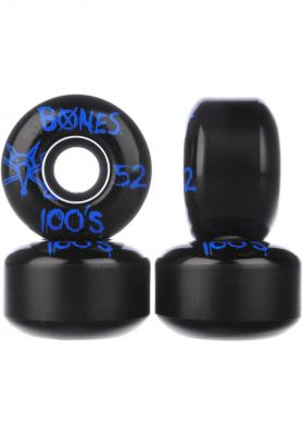 Bones Wheels 100's OG #14 100A black
