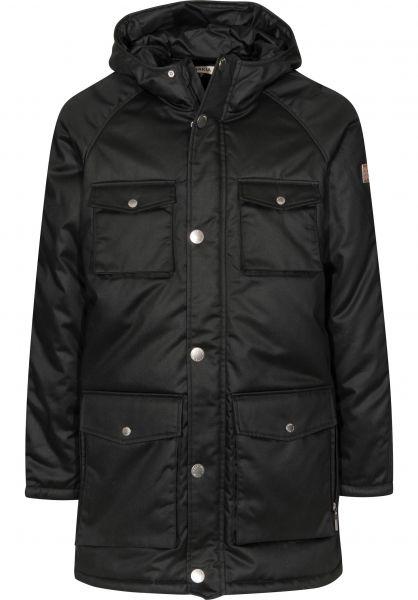Makia Parkas und Mäntel Guide Jacket black Vorderansicht