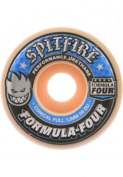 Spitfire Rollen Formula Four Conical Full 99A white Vorderansicht