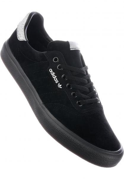 promo code 971f7 2938e adidas-skateboarding Alle Schuhe 3MC black-white-grey Vorderansicht