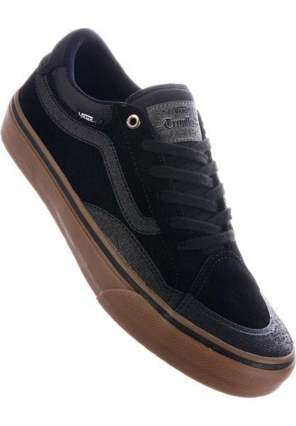 5691177ef6c704 Vans Alle Schuhe TNT Advanced black-gum vorderansicht 0604457