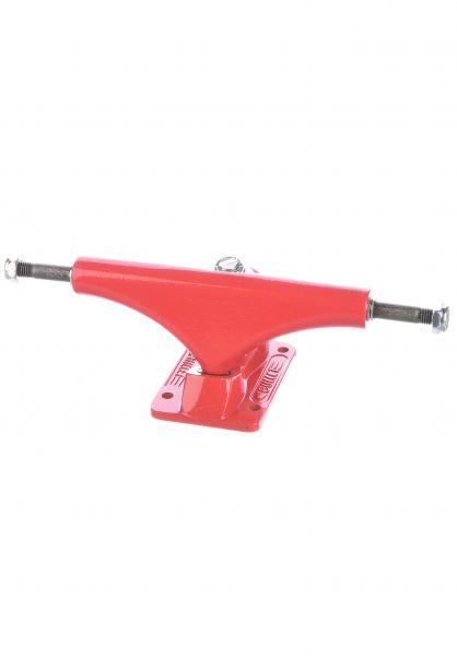 Bullet Achsen 140mm red vorderansicht 0121384