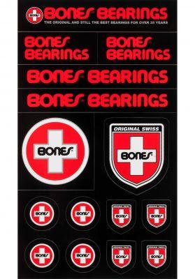 Bones Bearings Swiss Multi Stickersheet