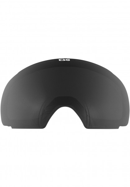 TSG Snowboard-Brille Replacement Lens Goggle Two black Vorderansicht