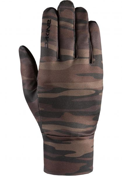 DaKine Handschuhe Rambler fieldcamo vorderansicht 0117139