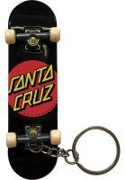 santa-cruz-verschiedenes-classic-dot-finger-board-key-chain-black-vorderansicht-0972708