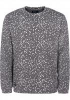 Mahagony-Sweatshirts-und-Pullover-Dotz-grey-Vorderansicht