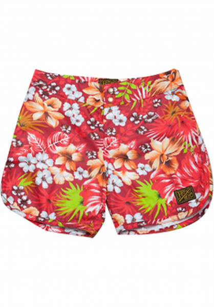 Dark Seas Beachwear Hitch red Vorderansicht