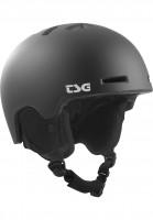 TSG-Snowboardhelme-Arctic-Nipper-Maxi-Solid-Color-II-satin-black-Vorderansicht