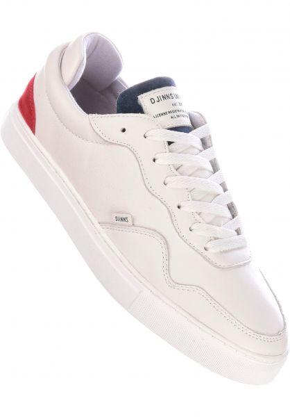 Djinns Alle Schuhe Awaike T-Sport white-navy-red vorderansicht 0604522