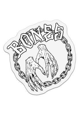 """Bones Wheels Terror Nacht 3"""" Sticker"""