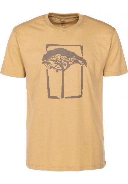 Mahagony T-Shirts T.O.L yellow vorderansicht 0399464